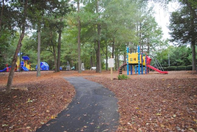 Planters Walk, Knightdale playground