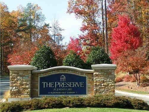 Escape to lakeside luxury living at The Preserve at Jordan Lake in Chapel Hill.